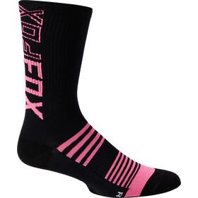 """Fox 8"""" Ranger Socks Women, negro"""